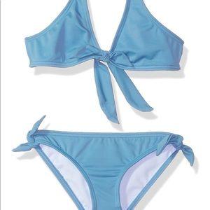 Billabong Girls Bikini Size 4T Bathing Suit Swim